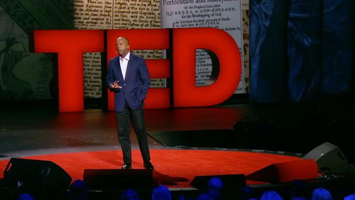 بی عدالتی | سخنرانی Ted
