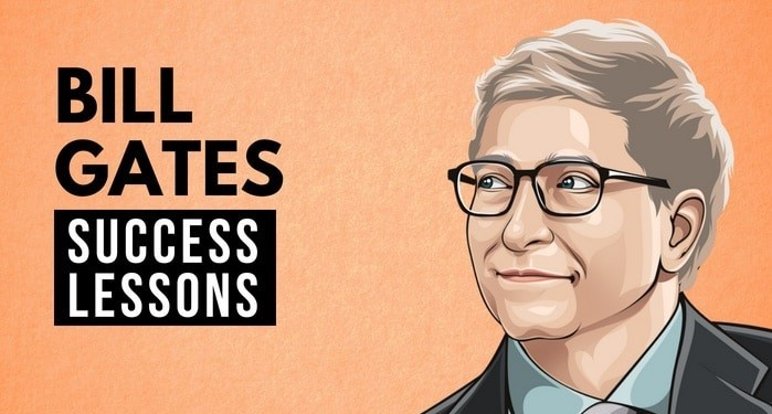 عوامل موفقیت بیل گیتس