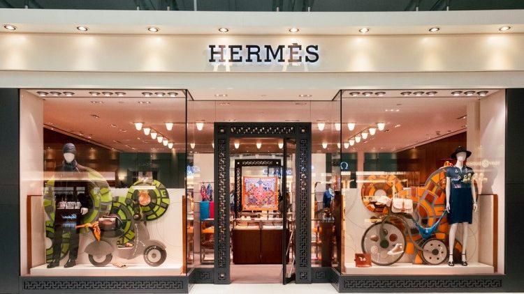 بازاریابی محصولات لوکس هرمس