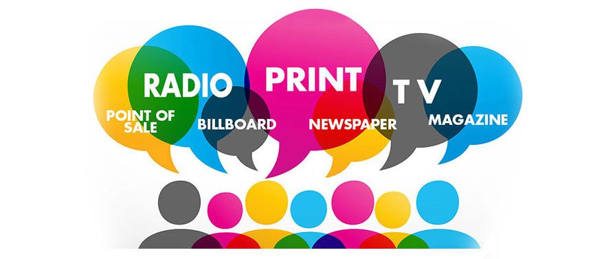تبلیغات و بازاریابی