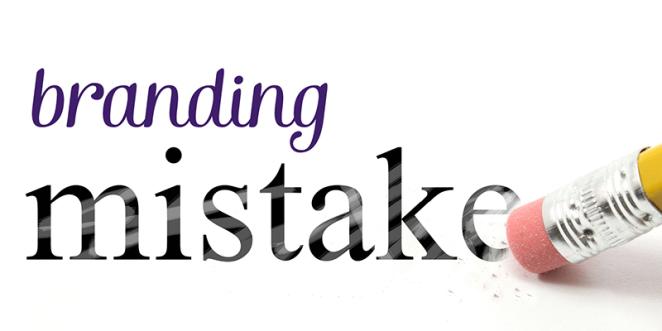 برندسازی و اشتباهات