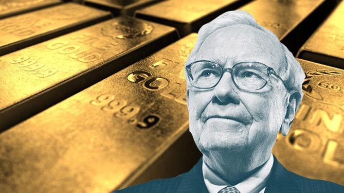 سرمایه گذاری روی طلا | وارن بافت