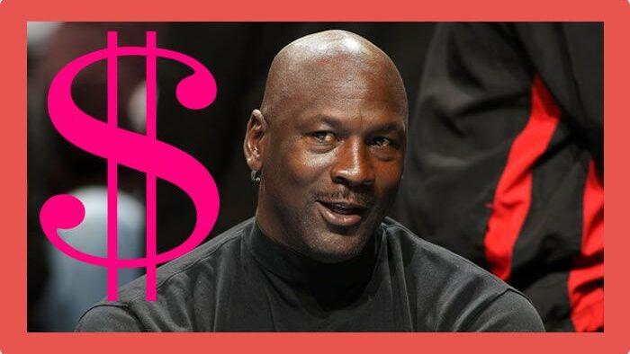 ثروتمندترین ورزشکار جهان مایکل جردن