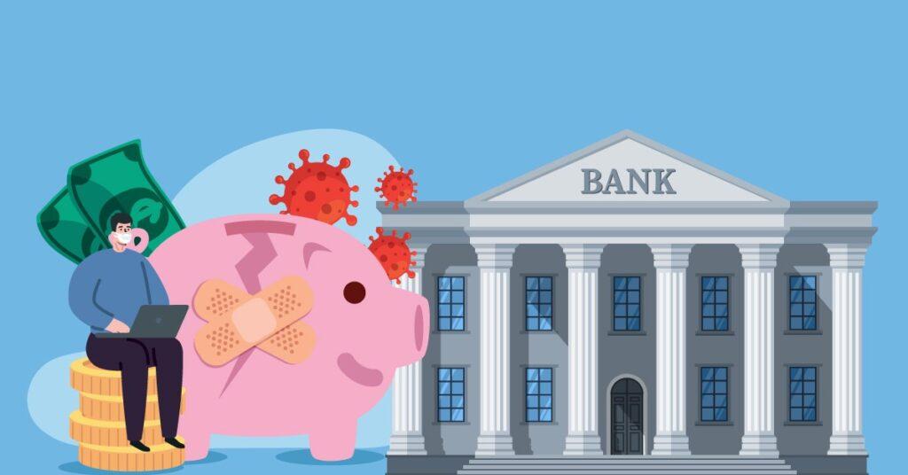 واکنش بانک و صنعت بانکداری در دوران کرونا   شکاف دیجیتالی