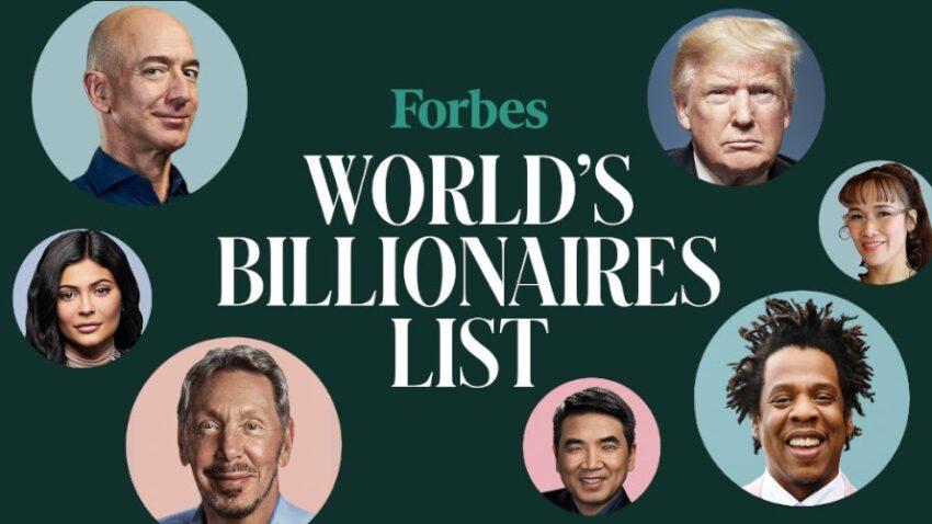 داستان کارآفرینان برتر از نگاه نشریه فوربز
