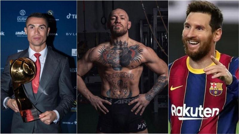 ۱۰ ورزشکار پردرآمد دنیا در سال ۲۰۲۱