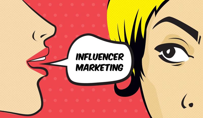 بازاریابی تاثیرگذار | اینفلوئنسر مارکتینگ